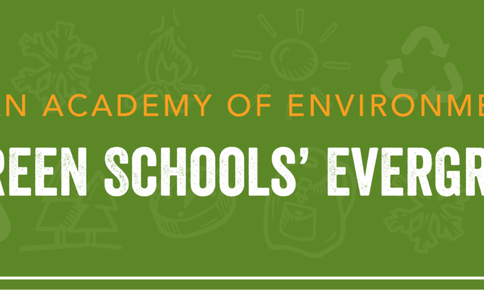 West Michigan Academy of Environmental Science Achieved Green Schools' Evergreen Status!