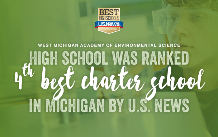 WMAES Ranked 4th best charter school in Michigan