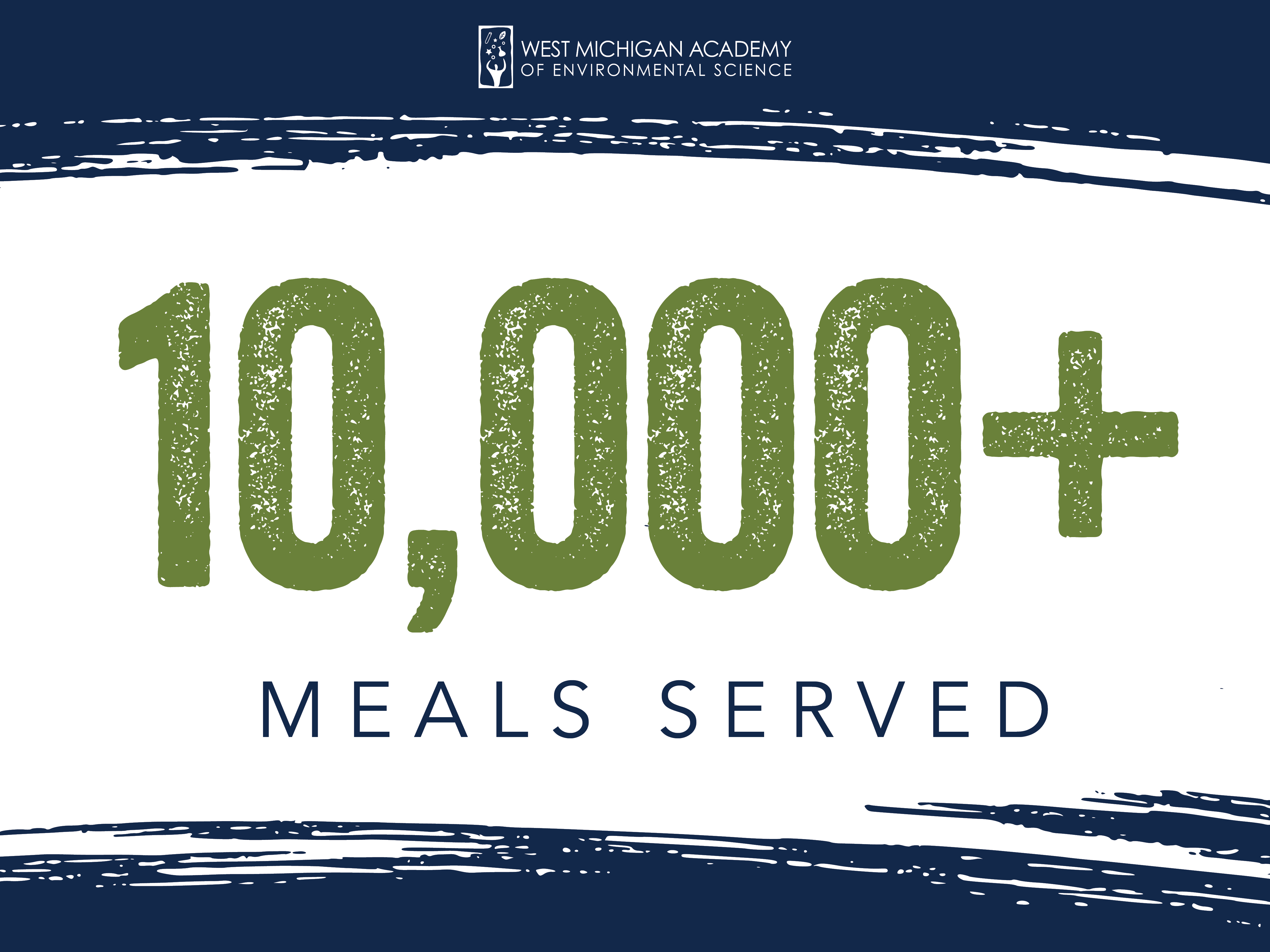 More than 10,000 meals served!